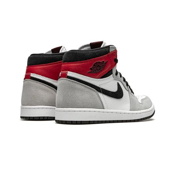 Air Jordan 1 High Outfit Light Smoke Grey Jordan Sneakers
