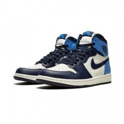 Air Jordan 1 High Outfit Obsidian Jordan Sneakers