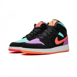 Air Jordan 1 Mid Outfit Candy Jordan Sneakers