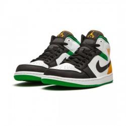 Air Jordan 1 Mid Outfit Oakland Jordan Sneakers