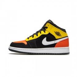 Air Jordan 1 Mid Outfit Raygun Jordan Sneakers
