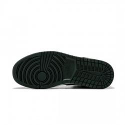 Air Jordan 1 High Outfit Anti Gravity Machines Black Green Men AJ1 Shoes 332550 300