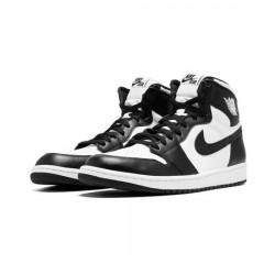 Air Jordan 1 Retro High Outfit Og Black White Jordan Sneakers