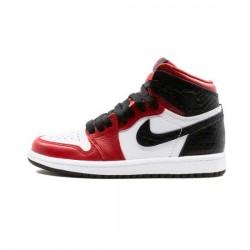 Air Jordan 1 Retro High Outfit Snake Chicago Satin Jordan Sneakers