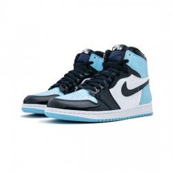 Air Jordan 1 Retro High Outfit Unc Patent Jordan Sneakers