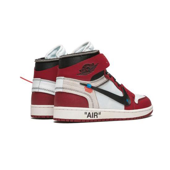 Air Jordan Outfit The 10 Air Jordan 1 Off White Jordan Sneakers