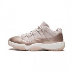 Air Jordan 11 Outfit Rose Gold Jordan Sneakers