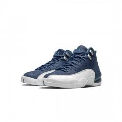 Air Jordan 12 Outfit Stone Blue Jordan Sneakers