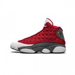 Air Jordan 13 Outfit Red Flint Jordan Sneakers