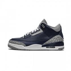 Air Jordan 3 Mid Outfit night Navy Jordan Sneakers