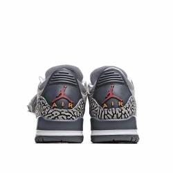 Air Jordan 3 Retro Outfit Cool Grey CT8532 012 Mens AJ3 Jordan Sneakers
