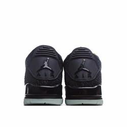 Air Jordan 3 Retro Outfit Flyknit Black AQ1005 001 Mens AJ3 Jordan Sneakers