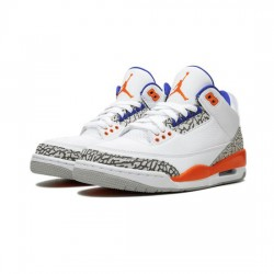 Air Jordan 3 Retro Outfit Knicks Jordan Sneakers