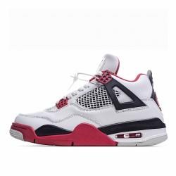 Air Jordan 4 Retro Outfit Fire Red DC7770 160 Mens AJ4 Jordan Sneakers