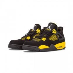 Air Jordan 4 Outfit Thunder Jordan Sneakers