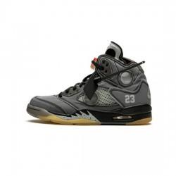 Air Jordan 5 Retro Outfit Off White Black Jordan Sneakers