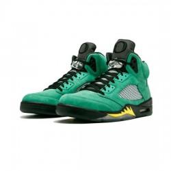 Air Jordan 5 Retro Outfit Oregon Ducks Jordan Sneakers