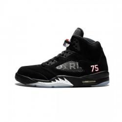 Air Jordan 5 Retro Outfit Paris Saint Germain Jordan Sneakers