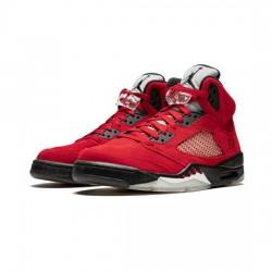 Air Jordan 5 Retro Outfit Raging Bulls Red Jordan Sneakers
