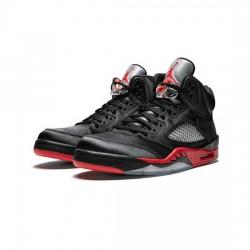 Air Jordan 5 Retro Outfit Red Jordan Sneakers