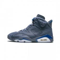 Air Jordan 6 Retro Outfit Diffused Blue Jordan Sneakers