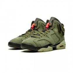 Air Jordan 6 Retro Outfit Travis Scott Jordan Sneakers
